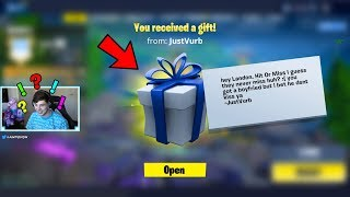 FORTNITE GIFTING IS HERE! (BIG NEWS)