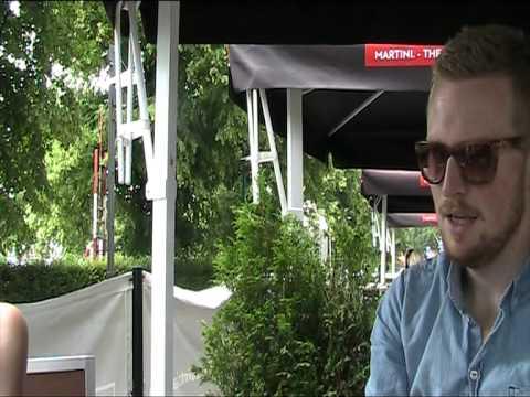 Carpark North interview in Turku 8.7.2011