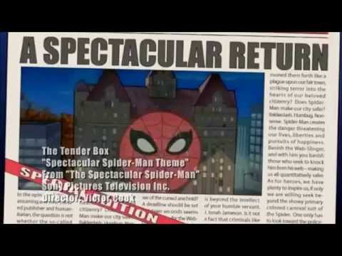 All SpiderMan IntroTheme Songs