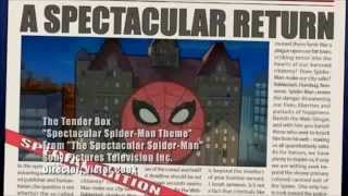 All Spider-Man Intro/Theme Songs