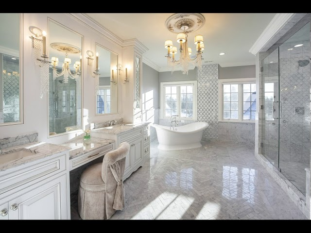 Luxury Master Bathroom Remodel