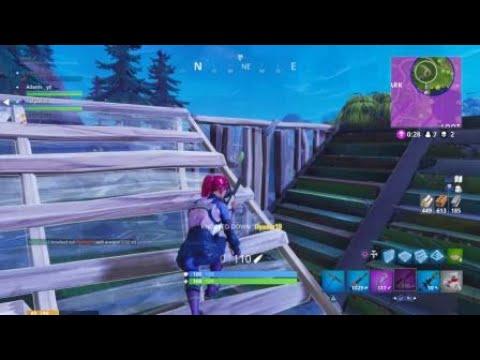 OpTic Sniper on Fortnite