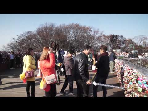 N Seoul Tower (Namsam Tower) Incheon Airport Transit Tour