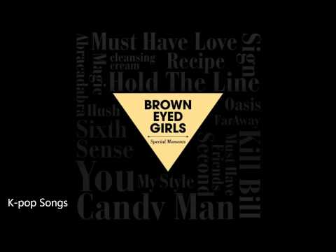 Brown Eyed Girls - Hush [Special Moments]