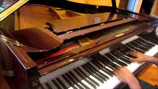 """""""Colors"""" By Flow - Code Geass Opening 1 - Piano Cover"""