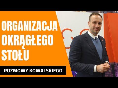 Bogdan Tkocz - szef NSZZ Solidarność w TAURON Serwis - proponuje organizację Okrągłego Stołu