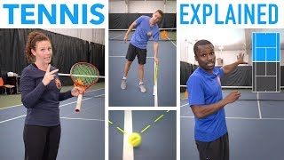 The Rules of Teฑnis EXPLAINED (scoring, terms and more)