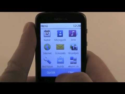 Nokia C3-01 hands-on