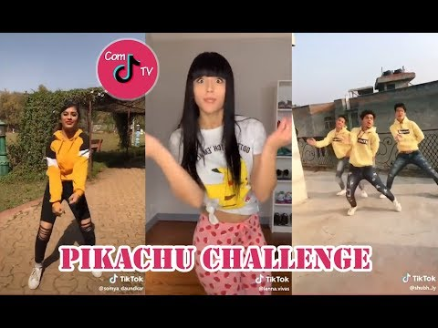 New Pikachu Dance Challenge TikTok Videos Compilation 2019
