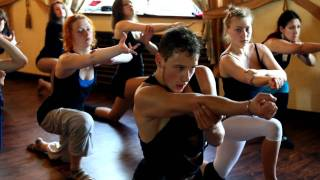 Innovation Dance Group. Alex Gerashenko