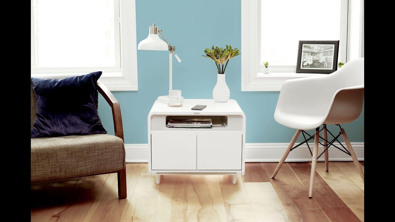Sobro Smart Side Table | Indiegogo