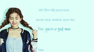 I.O.I (아이오아이) Whatta Man Lyrics (Han|Rom|Eng) Color Coded