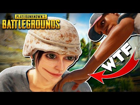 MOST OP WEAPON - PlayerUnknown's Battlegrounds Funny Moments