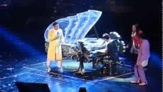 龙卷风 & 忘情森巴舞 周杰倫魔天伦世界巡回演唱会香港站
