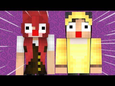 Minecraft: JAZZGHOST VIROU CHERRY E CHERRY VIROU JAZZGHOST!!!