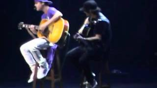 Never Let You Go (Acoustic) - Justin Bieber performing in Jakarta, Indonesia download link