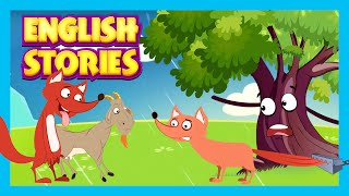 ENGLISH STORIES For Kids | Story Compilation For Children | Cartoon Stories