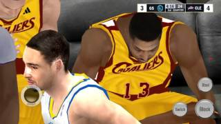 [ANDROID] NBA 2K13 Modded to NBA 2K16 Gameplay