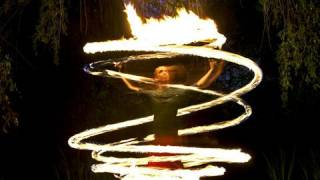 When Circles Dream Remix: Poi Dancing Performance
