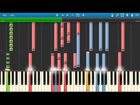 Styx - Come Sail Away - Piano Tutorial - Synthesia Cover