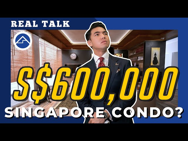 Singapore Cheap Cheap condo! Should you buy? | Real Talk Ep 40