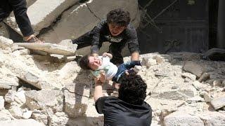 الصليب الأحمر يطالب بهدنة إنسانية عاجلة لادخال مساعدات الى حلب