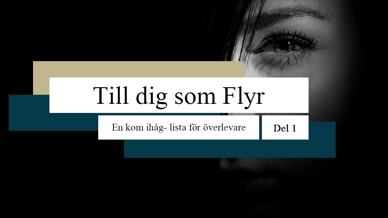 Till dig som Flyr, Del 1 - Den lilla rösten (Ljudbok)