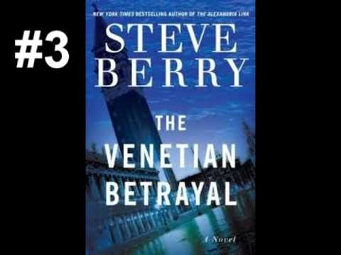 Steve Berry - 10 Best Books
