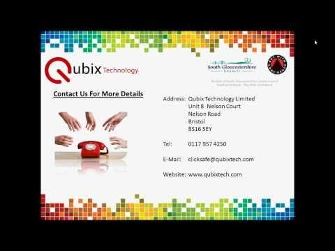 Qubix Technology - ClickSafe Presentation