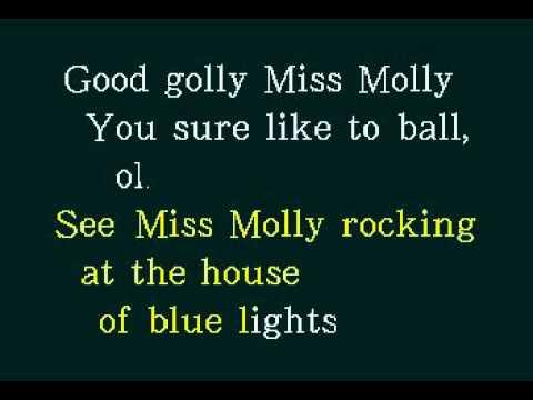 DK036 05   Ryder, Mitch & The Detroit Wheels   Devil With A Blue Dress On [karaoke]