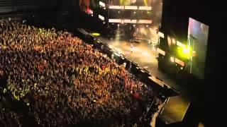 Celebra la Vida Axel En Vivo Velez 2012 Argentina