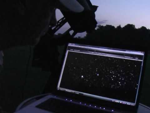 A Black Hole - Cygnus X-1