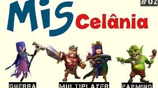 Clash of Clans - MISCELÂNIA - EP #02 - DE TUDO UM POUCO!
