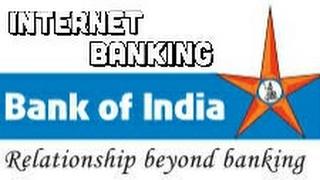 bank of india internet banking registration online