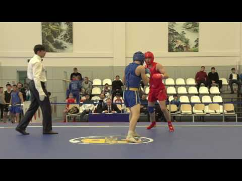Moscow Wushu Stars 2017, 18.02 Sanda