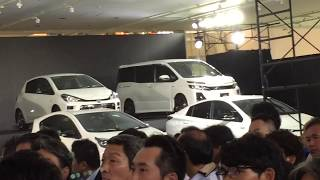 Toyota unveils newest 'GR' line of cars in Tokyo, Japan [RAW VIDEO] thumbnail