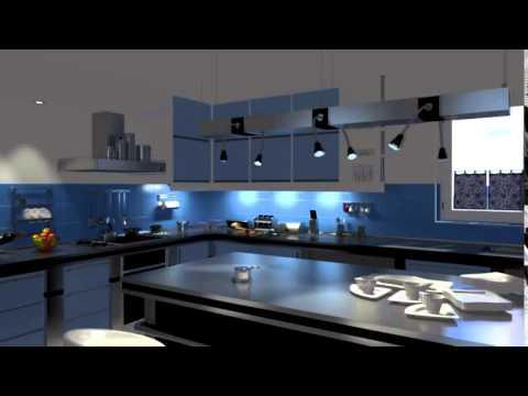 3D MODELLEME MUTFAK-temel Tacal-basın Ajans-3D Modeling KITCHEN
