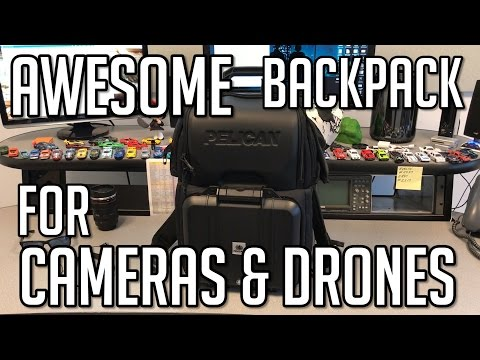 BEST BackPack For Photography/Video Equipment!