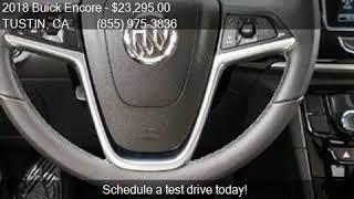 2018 Buick Encore Preferred 4dr Crossover for sale in TUSTIN
