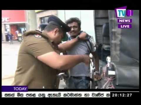 @Tv1NewsLK/Tv 1 Sinhala Prime Time, Sunday,  July 2017, 8PM (23-07-2017)