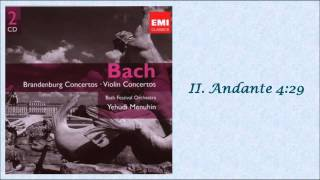 BACH: Brandenburg Concerto No. 2 in F major BWV 1047