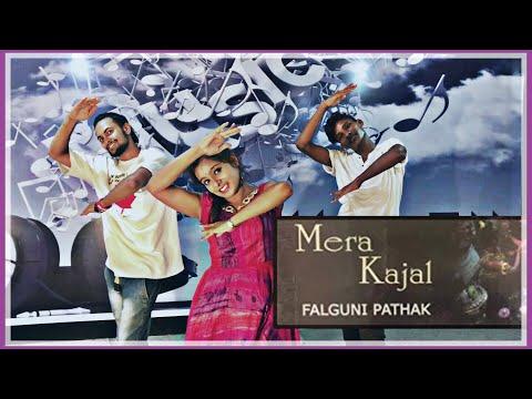 Yeh Mera Kajal -Falguni Pathak (DANCE COVER) | AD Group of Dance Studio