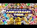 Gambar cover ANNIVERSARY TOUR Predictions for Mario Kart Tour Speculation!