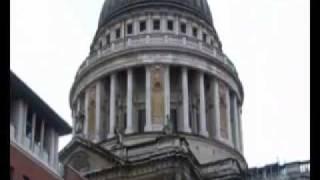 Великобритания. Лондон. Собор Святого Павла.(http://www.town-explorer.ru/london/ - достопримечательности Лондона на карте, фото и видео., 2011-09-26T18:16:07.000Z)