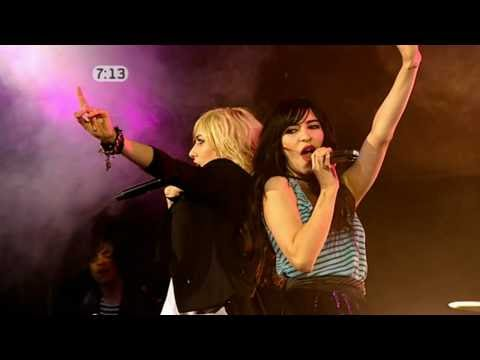 [HD] The Veronicas - 4ever (FS 2009)