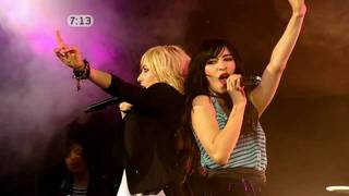 Скачать HD The Veronicas 4ever FS 2009