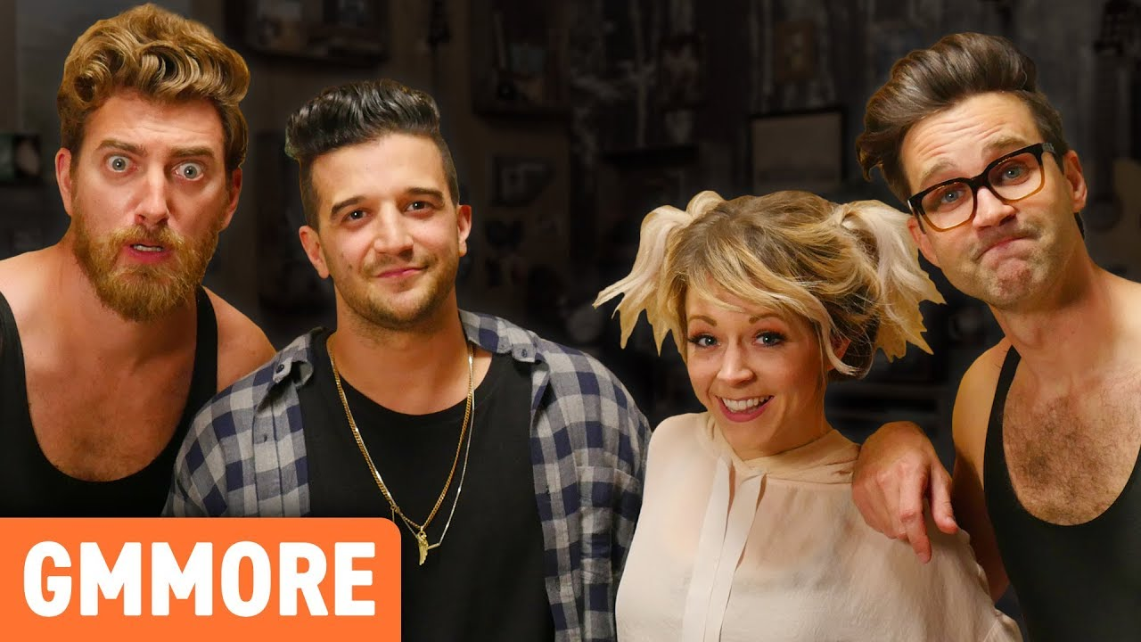 newlywed game ft lindsey stirling mark ballas youtube