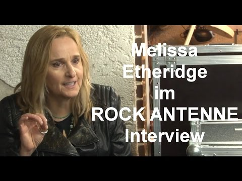 ROCK ANTENNE Interview - Melissa Etheridge 2015