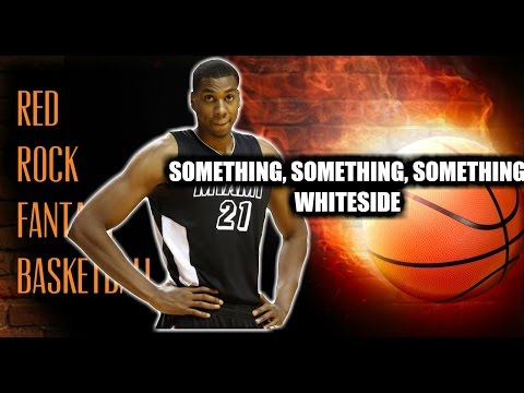 Something, Something, Something, Whiteside