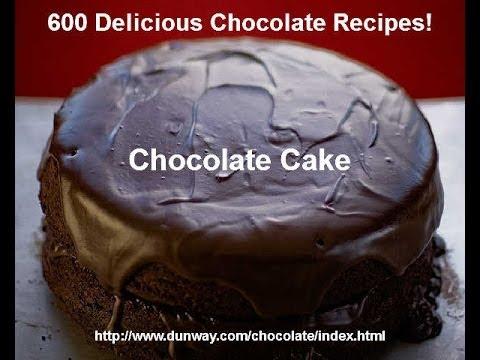 Chocolate Recipes (cookbook)